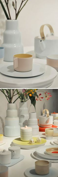 Scholten & Baijings, lovely pottery