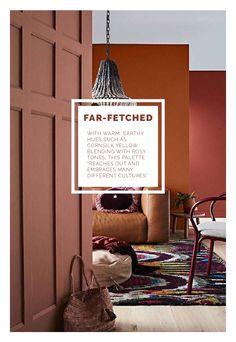 """""""I mobili della metà del secolo svelano le tendenze dei colori Pantone per il 2018! Scopri gli ultimi colori della palette per il tuo progetto di interni, dal Verdure con pezzi come la poltrona Bardot, alla tavolozza Intensity con un mix elettrico di colori che evoca un senso di forza con pezzi come la sedia Reeves. """""""