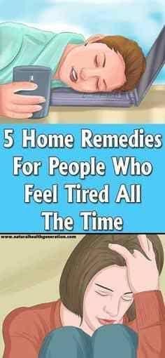 känner sig trött hela tiden