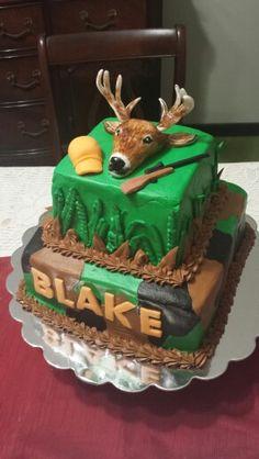 Hunting cake More