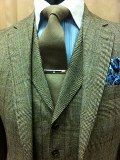 Country Tweed. Sehr interessante Farbe.