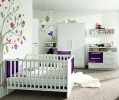 Amazing Komplett Kinderzimmer MILLA tlg Kinderbett Kommode Wickelaufsatz und