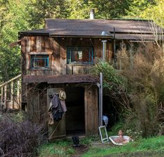 The artist Fritz Haeg's latest project at Salmon Creek Farm is a celebration of communal life.