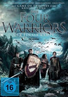 The Four Warriors (2015) in 214434's movie collection » CLZ Cloud for Movies
