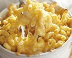 Macaronis au cheddar (facile, rapide) - Une recette CuisineAZ