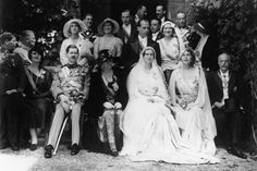 Chic Vintage Bride – Princess Ileana of Romania