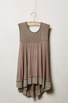 Pacanda Tank, $58.00, Anthropologie