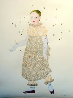 Anne Siems' Bee Girl