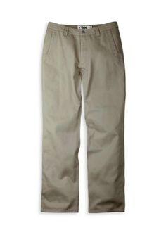 Mountain Khakis Olive Mens Teton Twill Pant Slim Fit