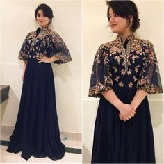 Wedding Gowns Hijab Haute Couture New Ideas Indian Designer Outfits, Designer Gowns, Indian Outfits, Designer Anarkali, Designer Clothing, Kurti Designs Party Wear, Lehenga Designs, Salwar Designs, Indian Gowns Dresses