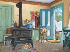 Fresh Air, by John Sloane