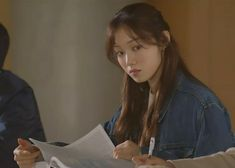 Lee Sung-Kyung manages to pull off chic styles even when playing a role in the medical field in Korean drama 'Dr. Korean Actresses, Korean Actors, Actors & Actresses, Lee Sung Kyung, Saint James, Episode 3, Nayeon, Korean Drama, Boys