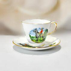 Duchess Bone China Royal Canadian Mounted Police Tea Cup