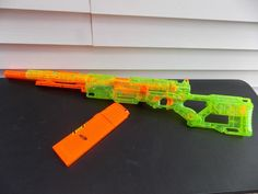 The Biggest NERF Gun in the World