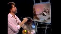 Bob Ross - YouTube