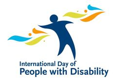 December 3 - Int'l Day of Persons with Disability