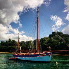 Segelschiff #golfdumorbihan #vannes #bretagne #france #sea