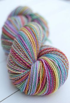 * spin shoppe -- beautiful colors