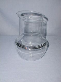 SOLD, SOLD, SOLD!!! VINTAGE SILEX LGP-8 GLASS COFFEE POT REPLACEMENT CARAFE.  http://www.blujay.com/?page=ad&adid=5074107&cat=7200500