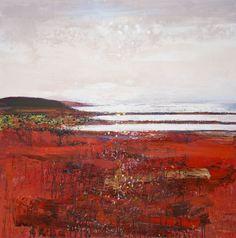 Kurt Jackson Abstract Landscape Painting, Landscape Art, Landscape Paintings, Abstract Art, Kurt Jackson, Contemporary Landscape, Contemporary Paintings, Historia Natural, Pablo Picasso
