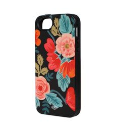 Rifle Paper Co Russian Rose Protective iPhone Cover