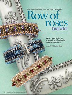 Schemes: Bracelets.  Archive Beads and Button1993, 2013. Part 2