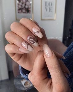 Over 120 best designs for coffin and gel nails for summer 2019 25 ~ telor .- Over 120 best designs for coffin and gel nails for summer 2019 25 ~ telor … Hair And Nails, My Nails, Fire Nails, Instagram Nails, Dream Nails, Elegant Nails, Cute Acrylic Nails, Acrylic Art, Nagel Gel