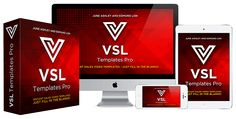 VSL Templates Pro By June Ashley – Revealed: New, Cutting-Edge Templates Let You Fill In The Blanks And Create High-Converting Sales Videos In Just Minutes!