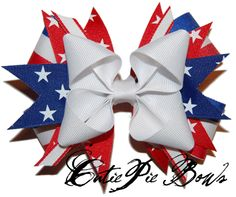 Large Liberty Boutique Bow