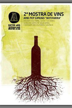 Wine Fair 20th April 2013 Terres dels Alforins in Fontanars dels  Alforins