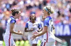 The U.S. Women's National Team will face Costa Rica at Children's Mercy Park on July 22 in Kansas City, Kansas, in the final game before the squad departs for the 2016 Olympics in Brazil. The match will kick-off at 8 p.m. CT and will be broadcast on ESPN.