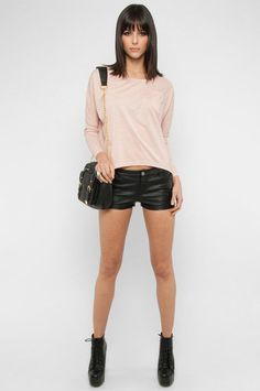 buy leather shorts online at leathernxg