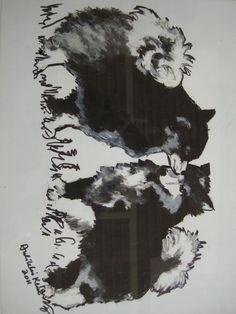 Aulikki Kemi: Koirat, 2011