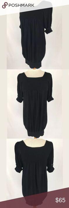 BCBG Max Azria dress SKU: SD15322  Length Shoulder To Hem: 37 Bust: 29 Fabric Content: 85% rayon, 13% nylon, 2% Spandex BCBGMaxAzria Dresses Mini