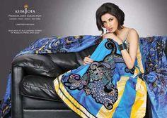 Asim Jofa Eid Limited Edition Lawn Collection 2012