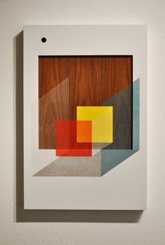 Christopher Derek Bruno  Geometric Compositions - Mixed Media