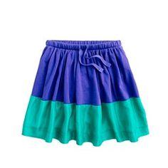 girls tictock skirt
