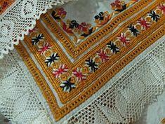 Folk Costume pattern, from Slovácko, Czech. Folk Embroidery, Embroidery Patterns, Folk Clothing, Folk Costume, Costumes, Costume Patterns, Czech Republic, Traditional Outfits, New Art