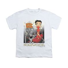Betty Boop - Hollywood Youth T-Shirt