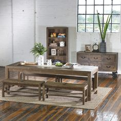 Stonemill 2500 Dining Package (Table:  2500W x 900D x 785H mm; Bench:  1120W x 350D x 450H mm) RRP $1,649