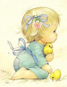 Ruth Morehead's Children's Illustrations