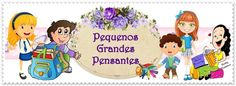 Pequenos Grandes Pensantes. Disney Cross Stitch Patterns, Fairy Tales For Kids, Happy House, Dena, Crafts For Kids, Activities, Comics, Children's Literature, Kids Learning Activities