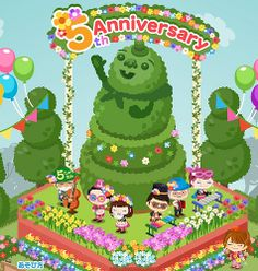 "amebapigg 5th Anniversary!!  It is sent everyone ""5th Anniversary GOLD MEDAL"" today. I put it and I took a photo at 5th Anniversary square. conguratulations!! I expect to expand in the future. http://pigg.ameba.jp/core/main?t=0&tid=donchan101"