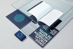 Baillat. Studio Identity and notebook on Behance