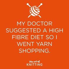 Striking Knitting humor - look at our short post for additional inspirations! Striking Knitting humor - look at our short post for additional inspirations! Striking Knitting humor - look at ou. Knitting Quotes, Knitting Humor, Crochet Humor, Knitting Club, Sewing Humor, Funny Crochet, Beginner Knitting, Fast Weight Loss, Weight Loss Program