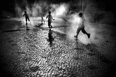 Wet Games #2, photography by Rui Palha