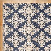 Ophelia & Co. Kari Ivory/Brown Indoor/Outdoor Area Rug Rug Size: Rectangle x Ophelia & Co. Kari Ivory/Brown Indoor/Outdoor Area Rug Rug Size: Rectangle x French Country Living Room, French Country Style, Colonial Furniture, Gold Rooms, Area Rugs For Sale, Furniture Styles, Furniture Decor, Brown Rug, Indoor Outdoor Area Rugs
