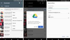 Google Application Management files lets the cloud storage files via Google Drive Applications Files Go by Google Google Google Apps News   #Tech #Technology #Science #BigData #Awesome #iPhone #ios #Android #Mobile #Video #Design #Innovation #Startups #google #smartphone  