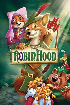 Robin Hood hoeveel verschillende films er ook zijn over Robin Hood, dit blijft toch de eerste die ik ooit gezien heb.