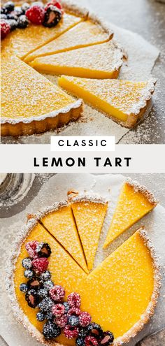 Recipes Using Lemon Curd, Lemon Curd Uses, Recipe Using Lemons, Lemon Curd Tart, Lemon Recipes, Tart Recipes, Sweet Recipes, Baking Recipes, Dessert Recipes